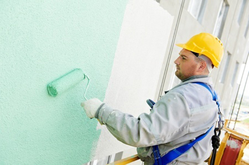 OP Paintingexterior commercial painting